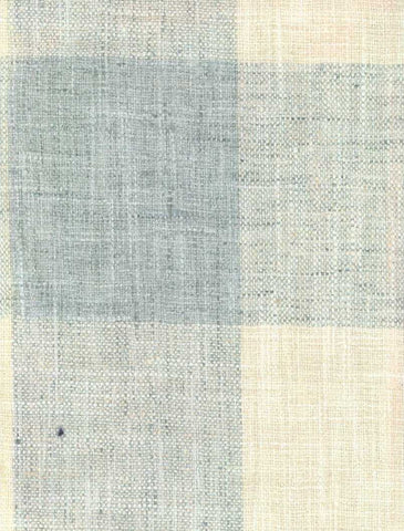 P Kaufmann Check Please 464 Lagoon Check / Plaid Fabric