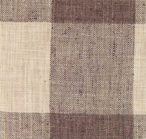 P Kaufmann Check Please 875 Java Check / Plaid Fabric