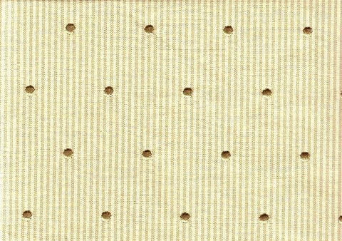 P Kaufmann Dottie 217 Sandstone Embroidered Fabric