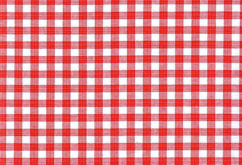 P Kaufmann Highland Check 501 Red Check / Plaid Fabric