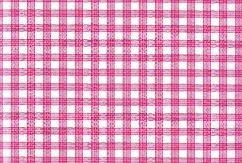 P Kaufmann Highland Check 502 Pink Check / Plaid Fabric