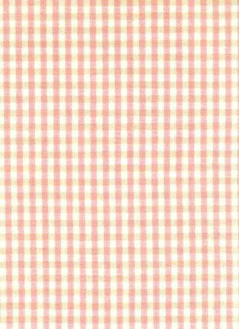 P Kaufmann Hopscotch 543 Petal Check / Plaid Fabric