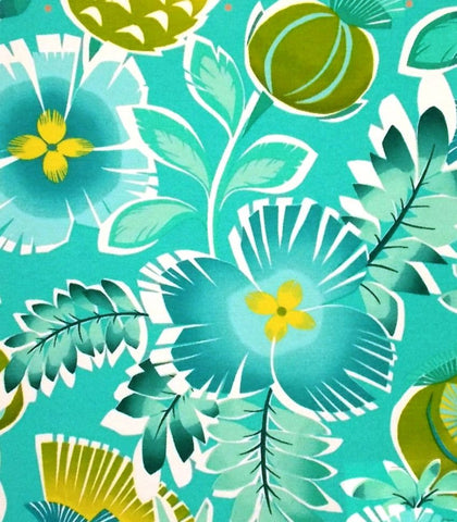 P Kaufmann Odl Calypso 002 Turquoise Outdoor Fabric