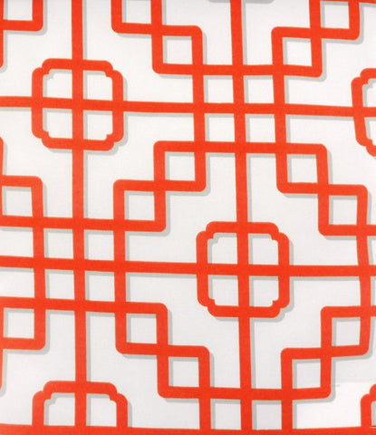 P Kaufmann Odl Imperial Gate 009 Coral Suns Outdoor Fabric
