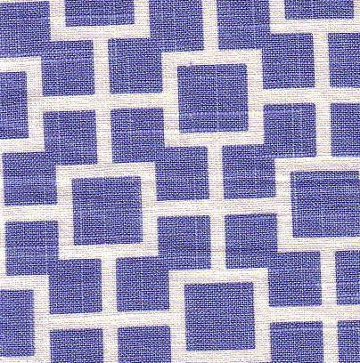 Charleston Fabrics Cats Cradle River Linen Fabric