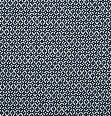 Robert Allen Nomad Mix Indigo Crypton Home Fabric
