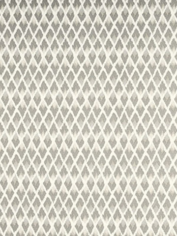 Robert Allen Posh Ikat Pewter Crypton Home Fabric