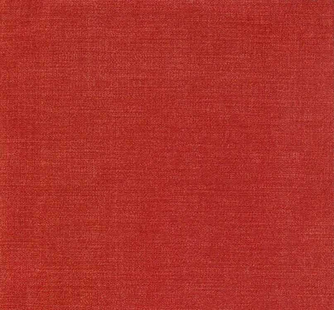 Charleston Fabrics Softknit Bk Red Lacquer Plains Fabric