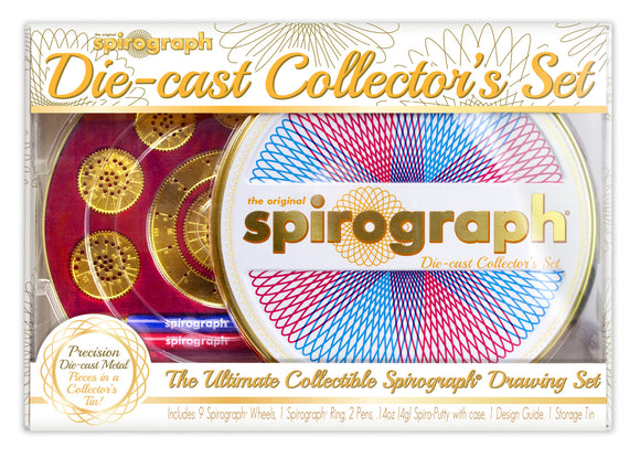 Spirograph® Die-Cast Collectors Set
