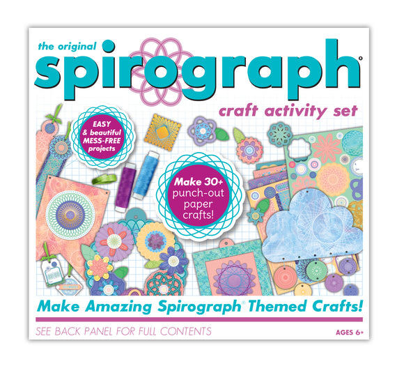 Spirograph® Craft Activity Set