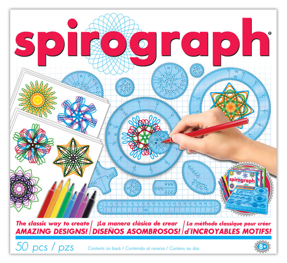 Spirograph® Trilingual Design Set