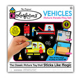 Colorforms® Vehicles Picture Panels Play Set