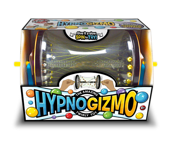 HypnoGizmo™ Kinetic Spinning Toy