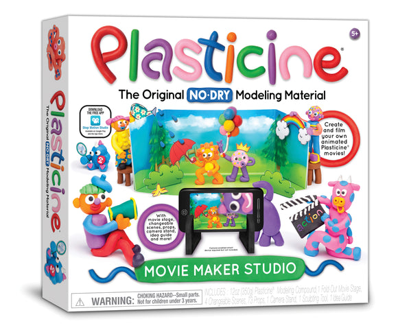 Plasticine® Movie Maker Studio