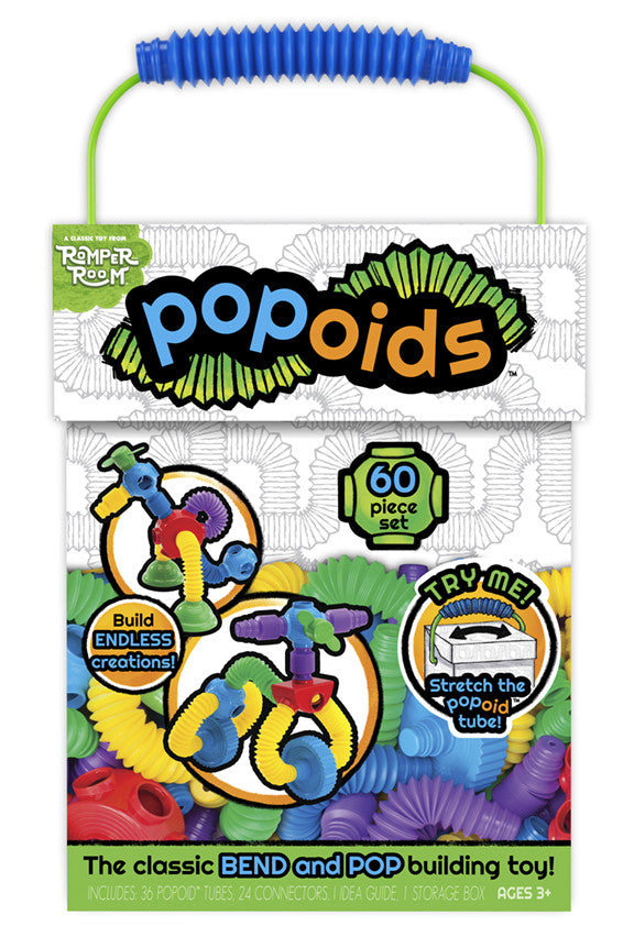 POPOIDS™ 60-Pc. Deluxe Building Set