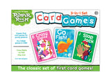 3-in-1 Classic Card Games from Romper Room®