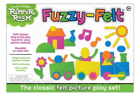 Fuzzy-Felt Picture Play Set from Romper Room®