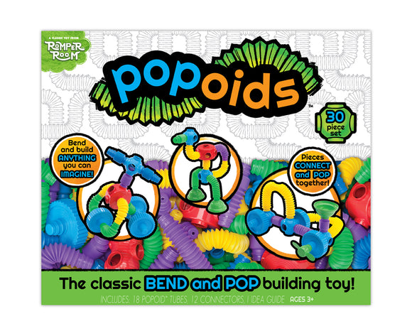 POPOIDS™ 30-Pc. Building Set
