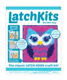 LatchKits™ Owl Latch Hook Kit
