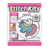 StitchKits™ Unicorn Cross Stitch Kit