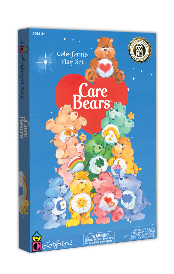 Care Bears Retro Colorforms