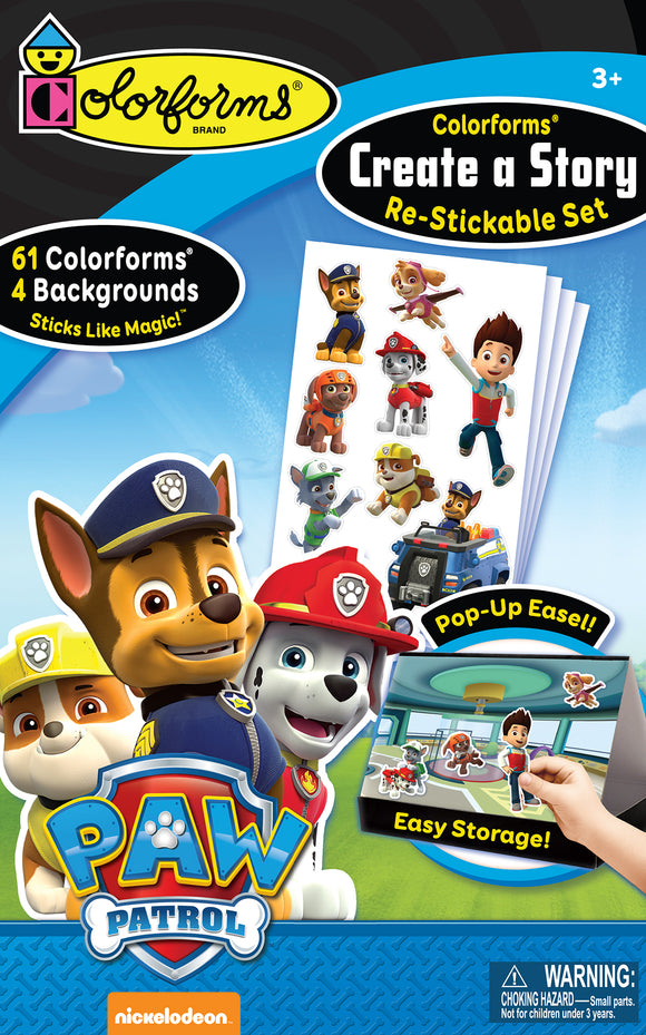 Colorforms® Create-A-Story Set: Paw Patrol