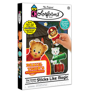 Colorforms Play Set: Daniel Tiger's Neighborhood