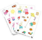 Colorforms® Take Along Set: Peppa Pig
