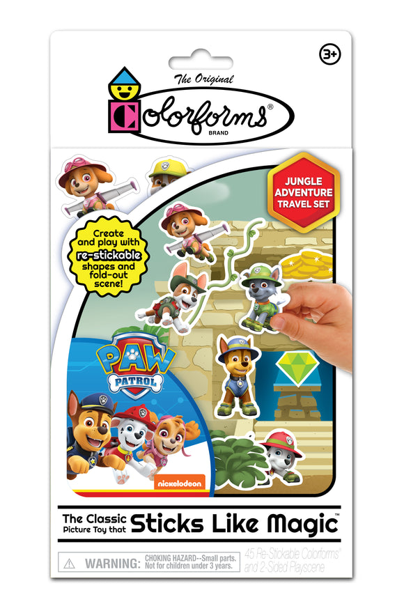 Colorforms Travel Play Set: Paw Patrol