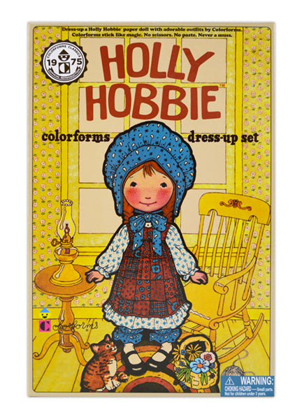 Colorforms® Retro Holly Hobbie Dress-Up Set