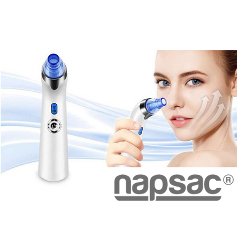 Image of Blackhead Remover Vacuum Facial Pore Cleanser