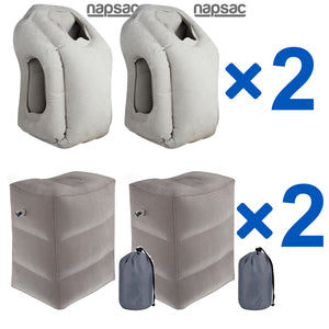 Family pack - Napsac Pillows