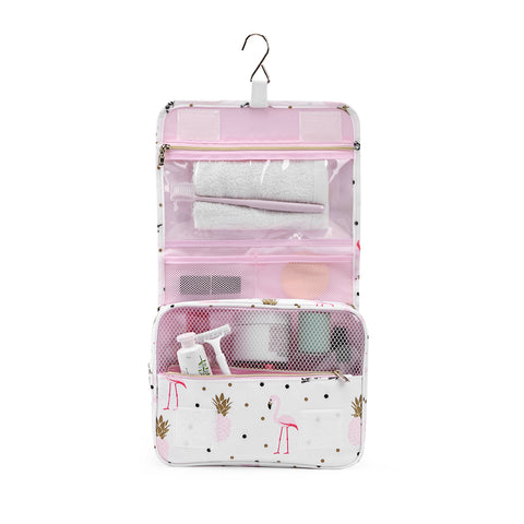 Image of Ladies Toiletry bag - hanging- P-Travel