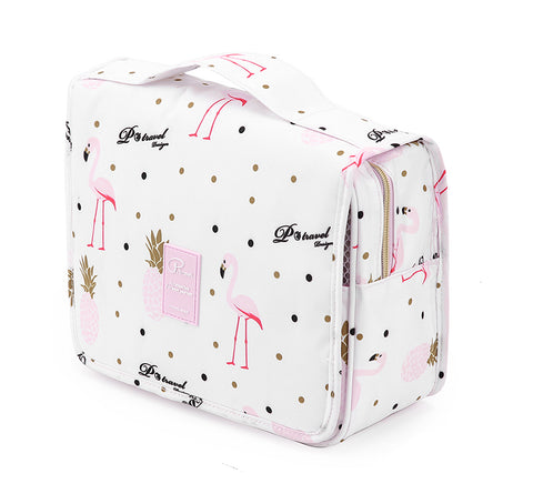 Ladies Toiletry bag - hanging- P-Travel