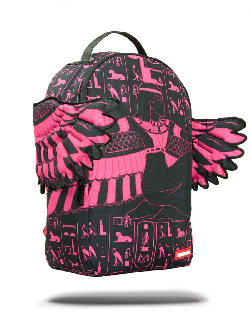 PINK GODDESS SPRAYGROUND BAG - napsac