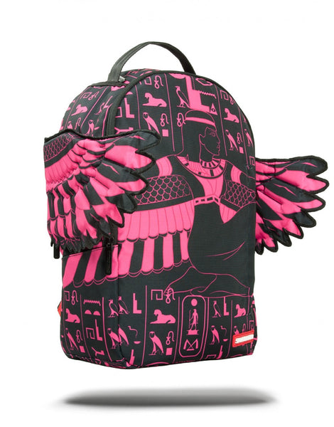 PINK GODDESS SPRAYGROUND BAG