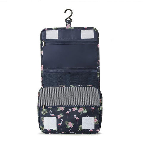 Image of Flamingo Travel Toiletry bag - hanging- P-Travel