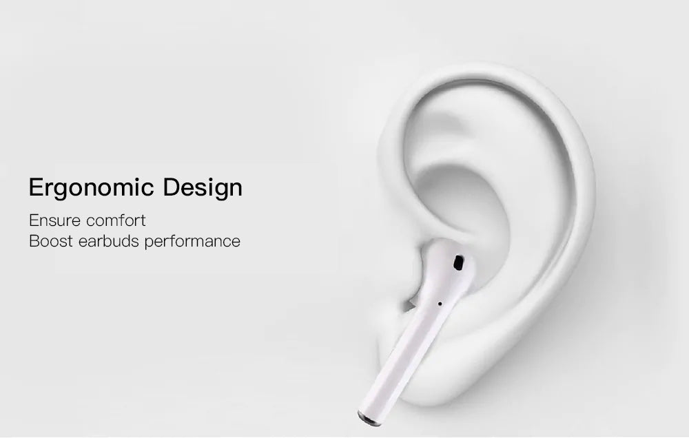 Bluetooth earphones 'Earpods' i10