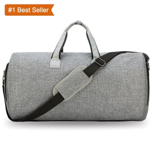 Napsac 2 in 1 Travel Duffel Bag