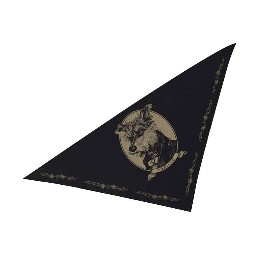 "Lin-Manuel's Tobi Collection - ""10 Dollar Tobi"" Bandana"