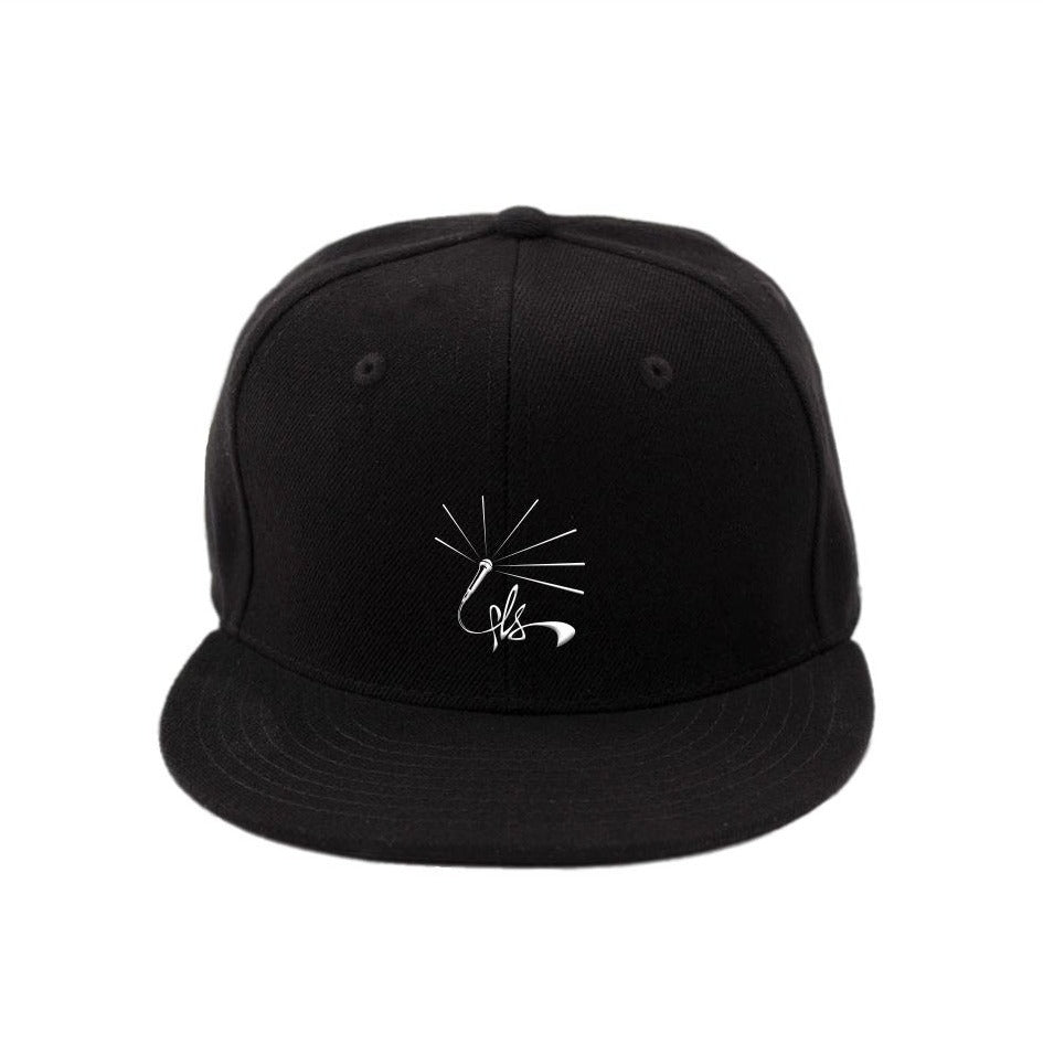Freestyle Love Supreme - Black - Flatbrim Hat - Final Sale Item