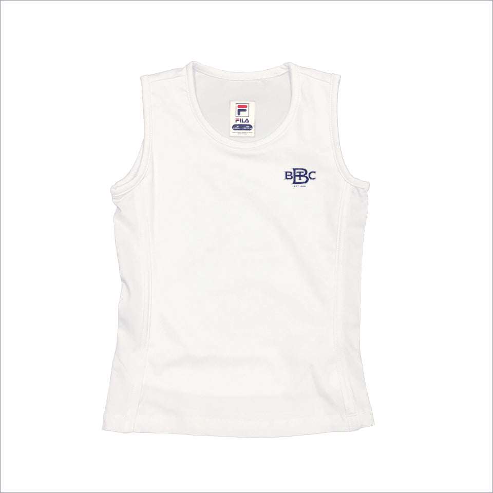 BBTC Girls Piped Tank - Final Sale