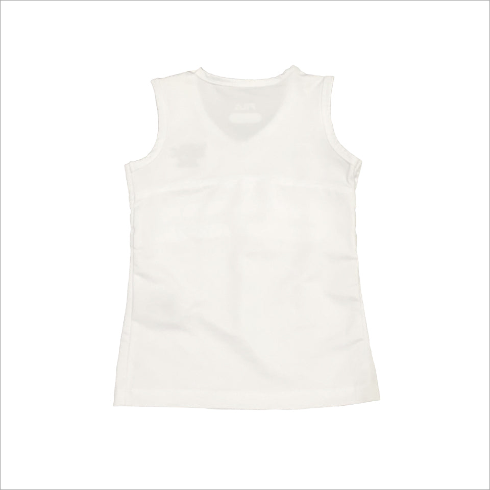 BBTC Girls Two Stripe Sleeveless Tank Top - Youth XXS - Final Sale