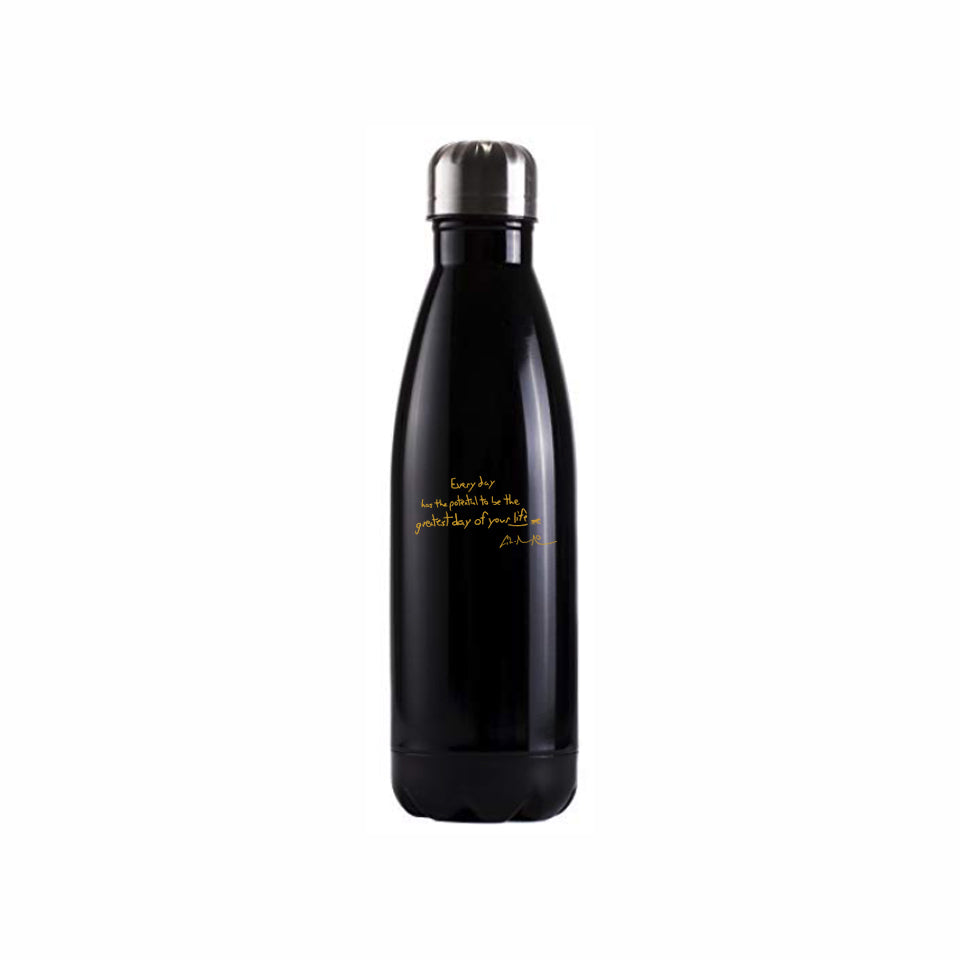 Every day has the Potential - 17oz Insulated Water Bottle