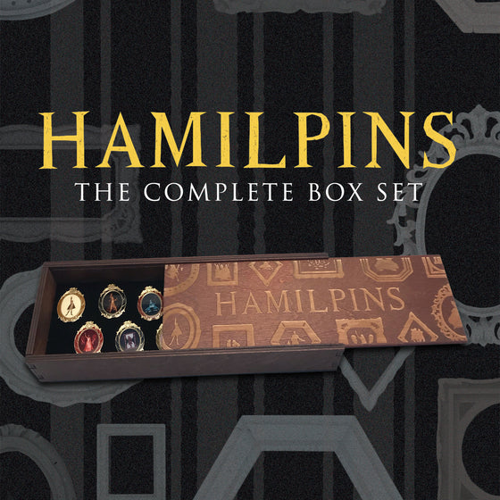Hamilpins - The Complete Box Set + 1!
