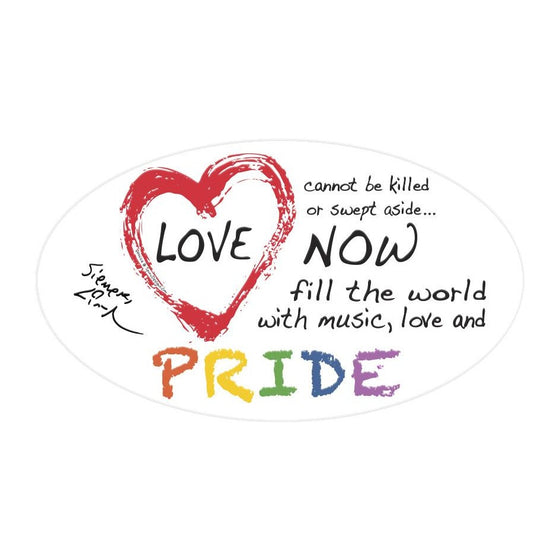 Love is Love Car Magnet