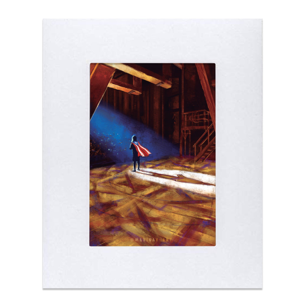 "Hamilton Puerto Rico ""Final Bow"" 8X10 Art Print - New Item"