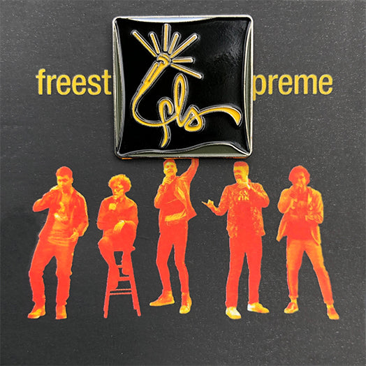 "Freestyle Love Supreme Broadway - 1"" Collectible Cast Backing Pin"