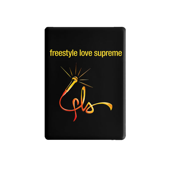 "Freestyle Love Supreme Broadway - 3.5""x2.5"" Button Magnet - New"