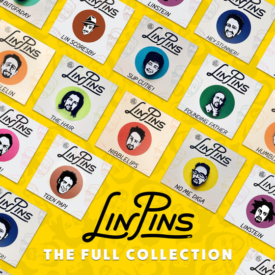 LinPins - The Full Collection! New